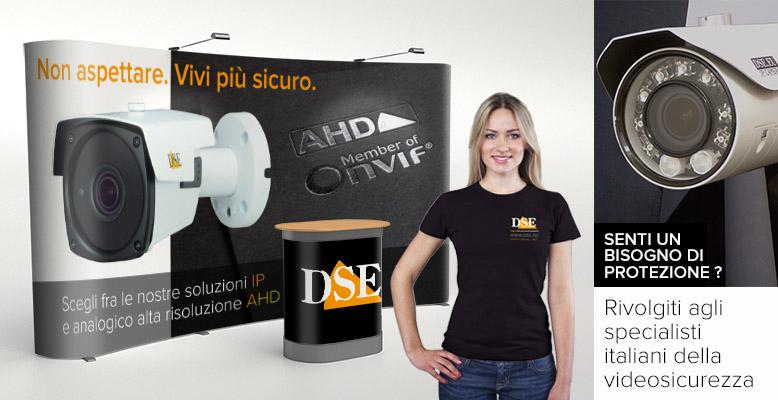 Dse Italy Europe Cctv Cameras Cctv Cameras Ip Hd Sdi