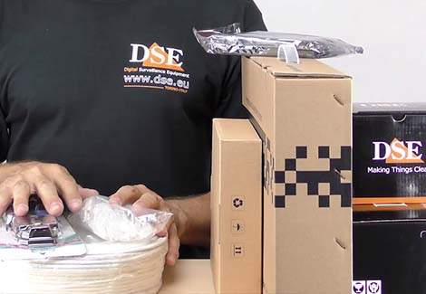 DSE video surveillance wifi kits