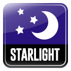 Starlight IP cameras