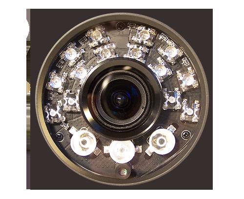 Lens calculator for CCTV cameras | DSE security camera