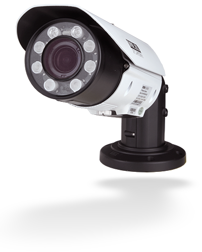 4K onvif ip cameras vandalproof starlight with audio