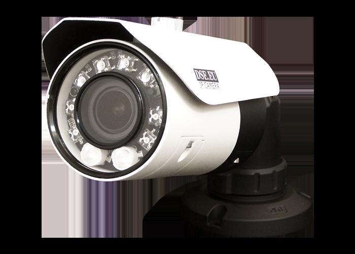 4K professional IP cameras   DSE CCTV videosurveillance Made in EU