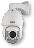 full HD megapixel speed dome IP camera