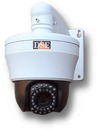 AHD speed dome camera