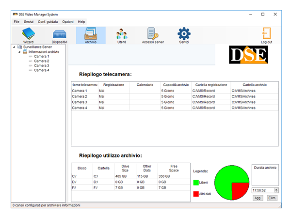 Free ONVIF software for IP cameras
